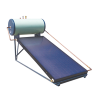 High Pressure Flat Plate SWH