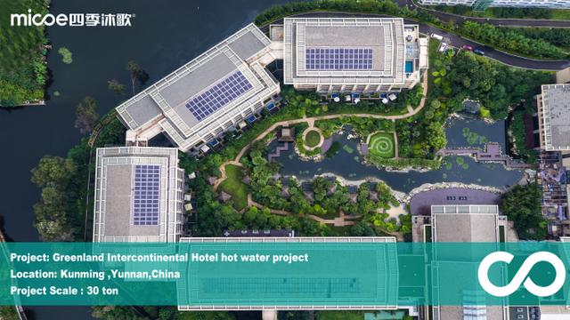 Greenland International Hotel Project