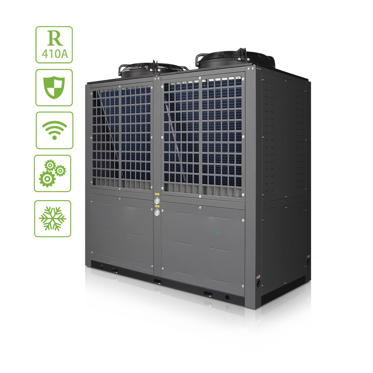 High Efficiency Instant Commercial Hot Water Heat Pump