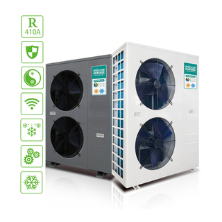 Industrial Space Heating Heat Pump for Hotel/Apartment Space Air Conditioning