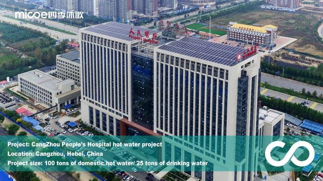 Cangzhou People's Hospital Project