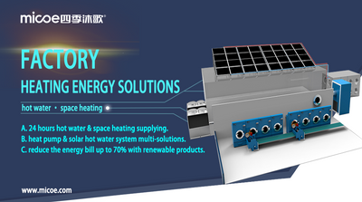 Factory Heating Energy Solution