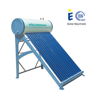 High Pressure SWH with Heat Pipe