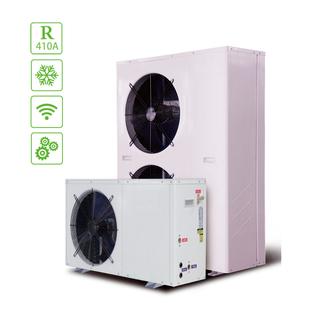 Eco Indoor Hot Water Air Source Heat Pump