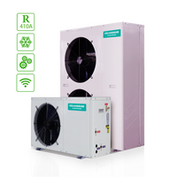 High Temperature Residential Hot Water Heat Pump