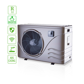 Low Energy Consumption Inverter Outdoor Swimming Pool Heat Pump