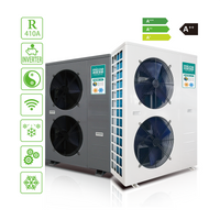 High Temperature Multi Function Durable Space Heating Heat Pump