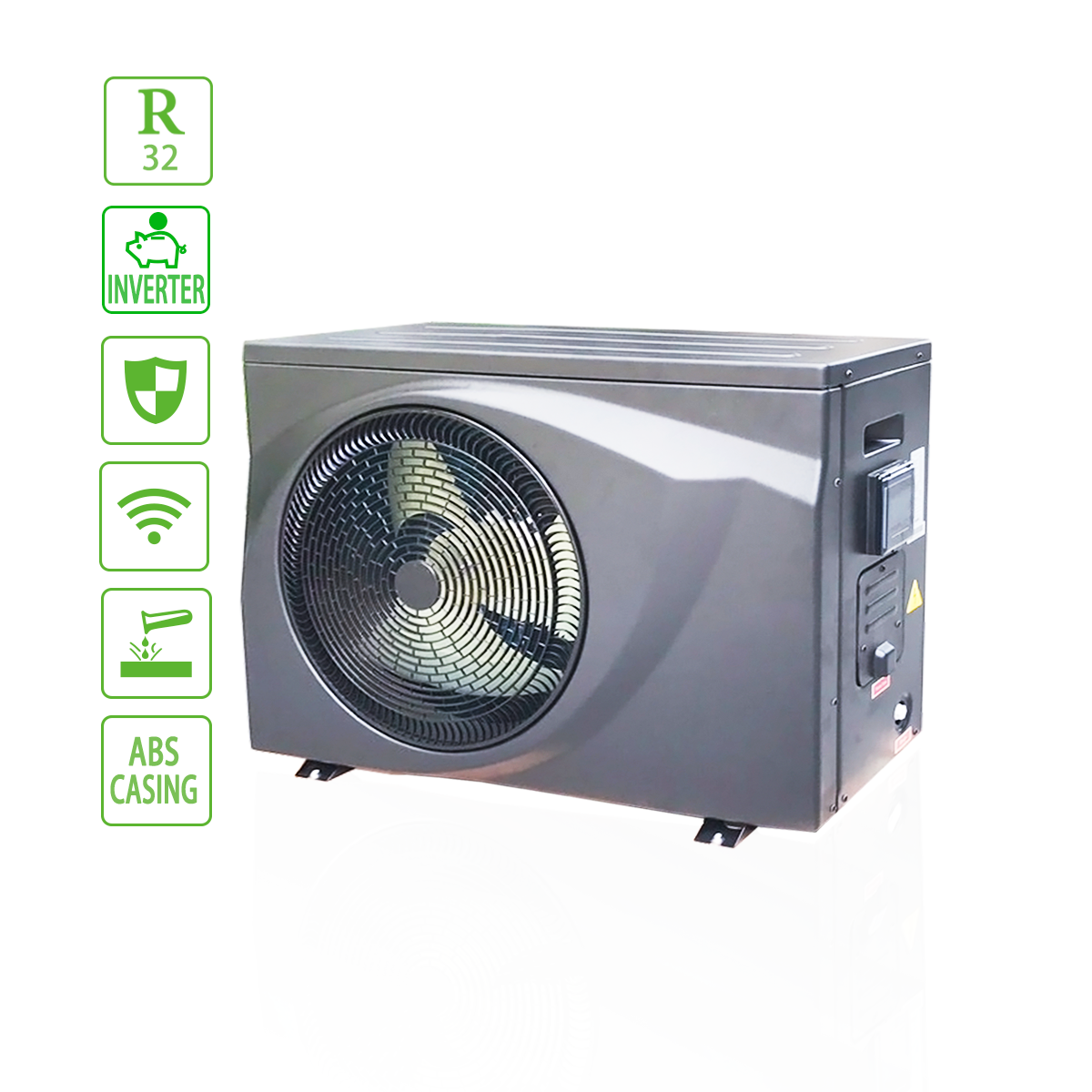 R32 Inverter Swimming Pool Heat Pump